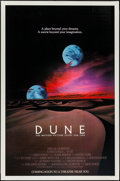 "Movie Posters:Science Fiction, Dune (Universal, 1984). One Sheet (27"" X 41"") Advance. ScienceFiction.. ..."