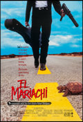 "Movie Posters:Action, El Mariachi (Columbia, 1993). One Sheet (27"" X 40"") DS. Action....."