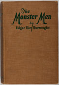 Books:Science Fiction & Fantasy, Edgar Rice Burroughs. The Monster Men. McClurg, 1929. First edition, first printing. Minor rubbing and scuffing ...
