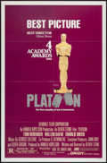 "Movie Posters:Academy Award Winners, Platoon (Orion, 1986). One Sheet (27"" X 41"") Academy Award Style.War. Winners.. ..."