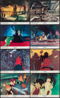 """Movie Posters:Animation, Wizards (20th Century Fox, 1977). Mini Lobby Card Set of 8 (8"""" X 10""""). Animation.. ... (Total: 8 Items)"""