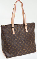Luxury Accessories:Bags, Louis Vuitton Classic Monogram Canvas Cabas Mezzo Tote Bag. ...