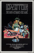 """Movie Posters:Rock and Roll, The Song Remains the Same (Warner Brothers, 1976). One Sheet (27"""" X41""""). Rock and Roll.. ..."""