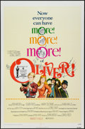 "Movie Posters:Academy Award Winners, Oliver! (Columbia, R-1972). One Sheet (27"" X 41""). Academy Award Winners.. ..."
