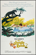 """Movie Posters:Animation, The Jungle Book (Buena Vista, R-1978). One Sheet (27"""" X 41"""").Animation.. ..."""