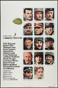 "Movie Posters:War, A Bridge Too Far (United Artists, 1977). One Sheet (27"" X 41"").War.. ..."