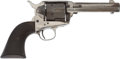 Handguns:Single Action Revolver, Colt Single Action Army Revolver Delivered to Texas Senator and Business Leader Walter Ernest Tips. ...