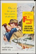 """Movie Posters:War, A Farewell to Arms (20th Century Fox, R-1963). One Sheet (27"""" X41""""). War.. ..."""