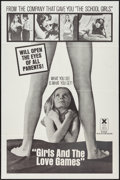 """Movie Posters:Adult, Girls and the Love Games & Other Lot (Cinepix Film Properties, 1976). One Sheets (2) (23"""" X 35"""" & 27"""" X 41""""). Adult.. ... (Total: 2 Items)"""