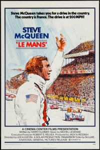 "Le Mans (National General, 1971). One Sheet (27"" X 41""). Sports"