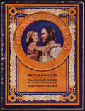 """Movie Posters:Historical Drama, The King of Kings (Pathé, 1927). Program (Multiple Pages, 9"""" X12""""). Historical Drama.. ..."""