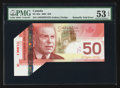 Canadian Currency: , BC-65a $50 2004. ...