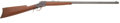 Long Guns:Single Shot, Winchester Model 1885 High Wall Single Shot Rifle....