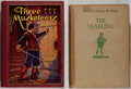 Books:Children's Books, [Children's Books]. Group of Two Books, One First Edition. Various,1931-1938. The Yearling is a first edition, first pr...