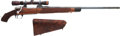 Long Guns:Bolt Action, Belgium Browning Bolt Action Rifle with Leupold Telescopicsight....