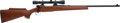 Long Guns:Bolt Action, Winchester Model 54 Bolt Action Rifle....