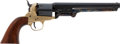 Handguns:Muzzle loading, Italian Reproduction Colt Model 1851 Navy Percussion Revolver byHawes Firearms ....