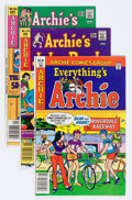 Modern Age (1980-Present):Humor, Archie-Related Comics Group (Archie, 1970s-'80s) Condition: AverageFN+.... (Total: 84 Comic Books)