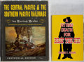 Books:Americana & American History, [Western Americana]. Group of Two Books. Various, 1960-1963. Various printings. Very good.... (Total: 2 Items)