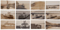 Transportation:Nautical, Real Photo Postcards: 12 Montana Steamers & Ferries,... (Total:12 Items)