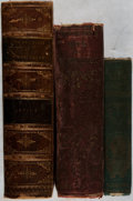 Books:Biography & Memoir, George Washington [subject]. Group of Three Books. Various, 1860-1876. About good or better condition.... (Total: 3 Items)