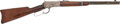 Long Guns:Lever Action, Winchester Model 92 Lever Action Saddle Ring Carbine....