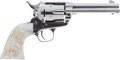 Handguns:Single Action Revolver, Colt Single Action Army Revolver....