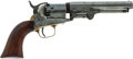 Handguns:Single Action Revolver, Colt Model 1849 Single Action Pocket Percussion Revolver....