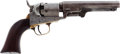 Handguns:Single Action Revolver, Colt Model 1849 Pocket Percussion Revolver....