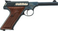 Handguns:Semiautomatic Pistol, Boxed Colt Huntsman Model S Master Series Semi-Automatic Pistol, 1of 400....