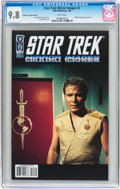 Modern Age (1980-Present):Science Fiction, Star Trek: Mirror Images #2 Retailer Incentive Edition (IDWPublishing, 2008) CGC NM/MT 9.8 White pages....