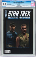 Modern Age (1980-Present):Science Fiction, Star Trek: Mirror Images #1 Retailer Incentive Edition (IDWPublishing, 2008) CGC NM/MT 9.8 White pages....