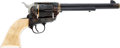 Handguns:Single Action Revolver, Engraved Colt Single Action Army Revolver Inscribed to PlaywrightDavid Mamet....