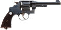 Handguns:Double Action Revolver, Smith & Wesson Model 1917 Commercial Double Action Revolver....