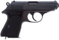 Handguns:Semiautomatic Pistol, Walther PPK Semi-Automatic Pistol with 359 Acceptance Stamps....