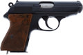 Handguns:Semiautomatic Pistol, Walther PPK Semi-Automatic Pistol with Rare K Series SS ContractMarkings....