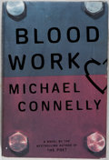 Books:Mystery & Detective Fiction, Michael Connelly. SIGNED. Blood Work. Little, Brown, 1998.First edition, first printing. Signed by the author. ...