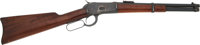 Winchester Model 1892 Lever Action Saddle Ring Carbine