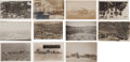 Western Expansion:Goldrush, Real Photo Postcards: 11 Nevada Town Scenes,... (Total: 11 Items)
