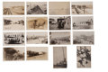 Transportation:Railroad, Real Photo Postcards: 16 Views of Old Mexico.... (Total: 16 Items)