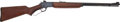 Long Guns:Lever Action, Marlin Model 39-A Lever Action Rifle....