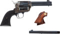 Handguns:Single Action Revolver, Colt 1871-1971 Centennial .357 Single Action Army Revolver.... (Total: 3 Items)