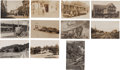 Western Expansion:Goldrush, Real Photo Postcards: 11 Oregon Scenes,... (Total: 11 Items)