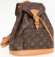 Louis Vuitton Classic Monogram Canvas Mini Montsouris Backpack Bag This fantastic bag is extremely useful and fashionabl...