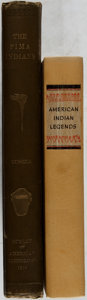 Books:Americana & American History, [Native Americans]. SIGNED LIMITED. Two Titles About NativeAmericans, including: Frank Russell. The Pima Indians....(Total: 2 Items)