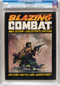 Magazines:Miscellaneous, Blazing Combat #1 (Warren, 1965) CGC VF+ 8.5 Off-white to whitepages....