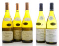 White Burgundy, Chablis. 2001 Grenouilles, La Chablisienne 1lnl Bottle (3).2004 Les Preuses, W. Fevre Bottle (2). ... (Total: 5 Btls. )