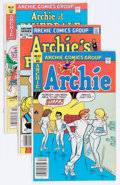 Modern Age (1980-Present):Humor, Archie-Related Box Lot (Archie, 1980s) Condition: Average FN....
