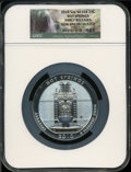 Modern Bullion Coins, 2010 25C Hot Springs Five Ounce, Early Releases Gem UncirculatedNGC. (#505100)...
