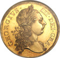 Great Britain, Great Britain: George III pattern gold 2 guineas 1768,...